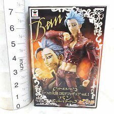 Banpresto The Seven Deadly Sins DX Figure vol.1 Ban Japan anime official