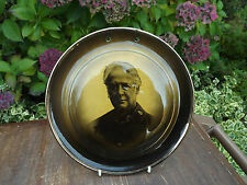 Vintage Edwardian Ridgway Plate  General William Bramwell Booth Salvation Army