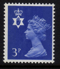GB Northern Ireland 1971 Regional Machin 3p SG NI13 MNH