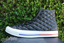 CONVERSE ALL STAR CHUCK TAYLOR DOWN JACKET CT HI SZ 9 BELUGA BLACK 147980C