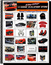 Dodge Challenger Catalog World's Largest Parts, Upgrades & Accessories Selection