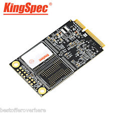 KINGSPEC mSATA Solid State Drive Hard Disk SSD for Laptop / Desktop 128GB