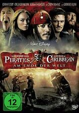 Fluch der Karibik 3 - Johnny Depp - Orlando Bloom - DVD OVP NEU