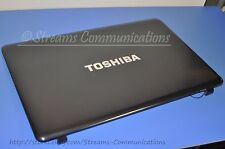 "TOSHIBA Satellite A665 | A665-S6086 16"" Laptop LCD Back Cover Lid"