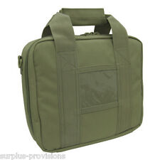 Condor - Tactical Pistol Case - O.D. Green - Gun Carrying Case - #149