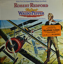 "THE GREAT WALDO PEPPER - HENRY MANCINI  12""  LP  (Q58)"