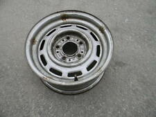 ORIG.  BMW KPZ STEEL ROAD WHEEL 6JX14 DATED 1-76  02 / E21