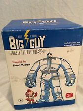 "RARE BIG GUY & RUSTY THE BOY ROBOT STATUE 1999 12"" FULLY PAINTED DARK HORSE NIB"