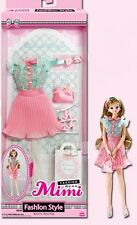 Korean Barbie doll  MIMI Clothes, Accessories 5set (Available Barbie)