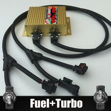 Turbo+Rail Jeep Grand Cherokee 2.7CRD 163 CV Centralina Aggiuntiva Chip Tuning