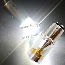 2X 30W CREE 1157 BAY15D 6LED Turn Brake Tail Lamp Light Bulb P21/5W White 12V DC