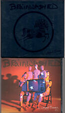 GEORGE HARRISON BRAINWASHED 2002 PARLOPHONE CD + DVD BOX + POSTER STICKER