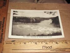 RPPC Canada Niagara Falls Great Whirlpool Lower Gorge FH Leslie Real actual RARE