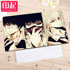Anime Tokyo Ghoul Cosplay Big Mouse Pad Play Mouse Mat Mousepad 70x40cm #R1