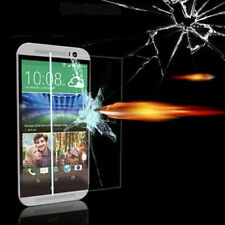 New Explosion Proof Tempered Glass Screen Protector Film Guard For HTC One M8