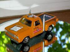 JOHNNY LIGHTNING 1978 DODGE PICK UP TRUCK DIE CAST CAR 1/64 78 MONOPOLY