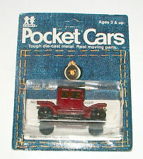 Tomy: (1974) _ Pocket Cars #112-F11 Model T Ford Coupe _ (MOC)