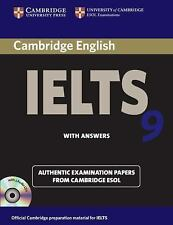 Cambridge IELTS 9 Self-study Pack (Student's Book with Answers and Audio CDs (2)