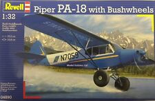 Revell 1/32 Piper PA-18 with Bushwheels # 04890