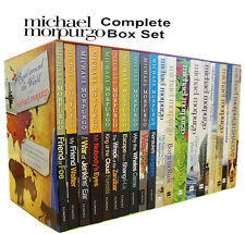 Michael Morpurgo 20 Books Box Set Collection Pack Includes War Horse and Shadow