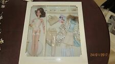 2001 Barbie Continental Holiday Giftset Silkstone Fashion Model Collection NRFB