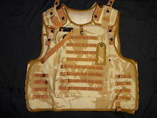 British Army OSPREY MK2 Body Armour Cover Size 190/120 - DESERT DPM Super Grade1