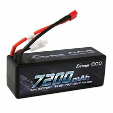 Gens Ace 4S 7200mAh 14.8V 70C LIPO BATTERY RC8 LOSI EIGHT MUGEN KYOSHO TRUGGY