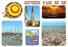 BR3757 Ile de re Ars en re Le port  france