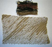 Dragon 1/6th Scale Modern U.S. Army Sniper Netting & String - Beige