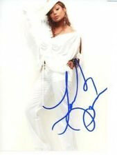 LaTOYA JACKSON Signed Photo w/ Hologram COA
