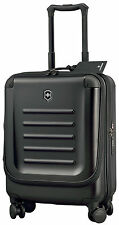 Victorinox SPECTRA 2.0 Global 8 Wheel Spinner Carry On w/ Quick Access Door - Bk