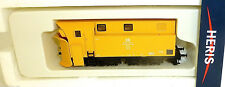 Snow Plow Type Meiningen orange DR EpIV Heris wie80117 TT 1:120 NIP åHM4