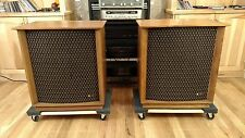 ALTEC LANSING VALENCIA 846A VOTT SPEAKERS EXCELLENT CONDITION