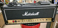Marshall DSL100H, 100/50W 2-Channel Tube Head, Loop, Reverb, Footswitch, Clean!