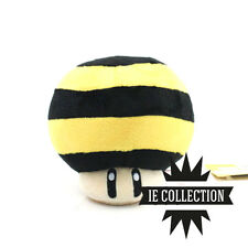 SUPER MARIO BROS. FUNGO APE PELUCHE PUPAZZO galaxy 2 mushroom plush bee abeille