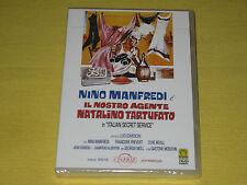 """IN NOSTRO AGENTE NATALINO TARTUFATO IN """" ITALIAN SECRET SERVICE """" CON  MANFREDI"""