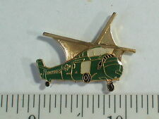 UH-34 SeaHorse  Helicopter Military Aircraft Pin