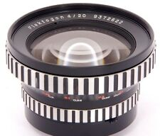 Flektogon 4/20mm ultra gran angular M42 + Lente Canon Digital ajuste por Zeiss Jena DDR