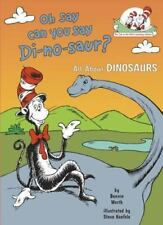 Oh Say Can You Say Di-no-saur? Cat in the Hat's Learning Library