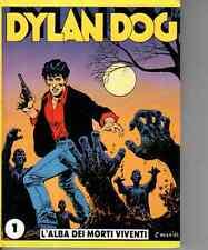 Quaderno Dylan Dog cartonato a quadretti