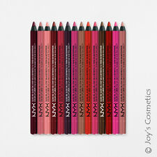 "3 NYX Slide On Lip Pencil - Waterproof "" Pick Your 3 Color ""   *Joy's cosmetics*"