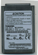 "Toshiba 10 GB,Internal,4200 RPM,1.8"" HDD1285 Hard Drive, Ipod MK1504GAL"