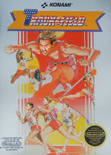 ***TRACK AND FIELD NES NINTENDO GAME COSMETIC WEAR~~~
