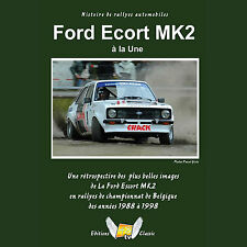 DVD Best of Ford Escort MKII Rallye 1988 - 1998 Belgien ACTION ! 60m APV 48TV