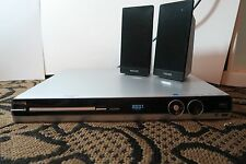 Philips HTS3544 5.1 Home Theater System DVD Player - Comes with 2 Speakers