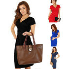 Elegant V-neck dress Pregnant Maternity Dresses Feeding Plus Size Multicolor