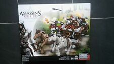 mega bloks - Assassins Creed Chariot Chase pack, Collectors Series 315 pieces