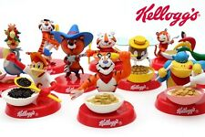 Kellogg's Character Figure Collection 10sets unopened