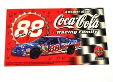 Coca-Cola Coke NASCAR Auto 88 Racing Family USA Fridge Magnet Kühlschrankmagnet