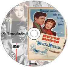 Winter Meeting - Bette Davis, Jim Davis 1948 Drama Film on DVD